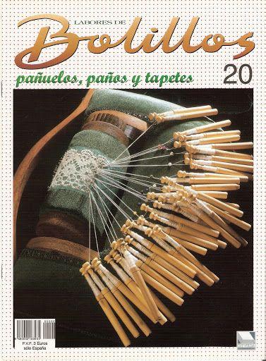 Labores Bolillos 20 - Victoria sánchez ibáñez - Picasa-Webalben