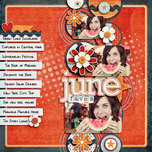 1000+ images about Month in Review Scrapbook pgs on
