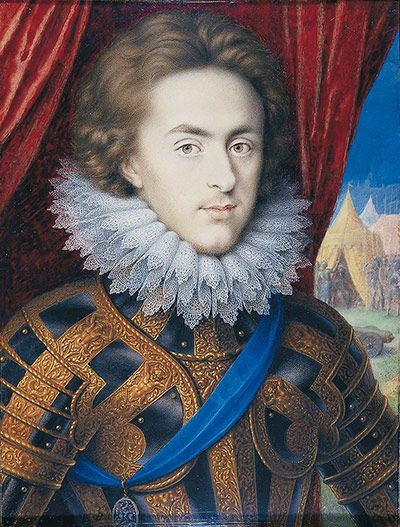Credit: National Portrait Gallery Henry Stuart, Prince of Wales by Isaac Oliver, c1610-12