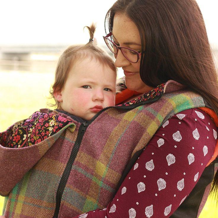 Nestledown Vest - Baby Wearing + Maternity
