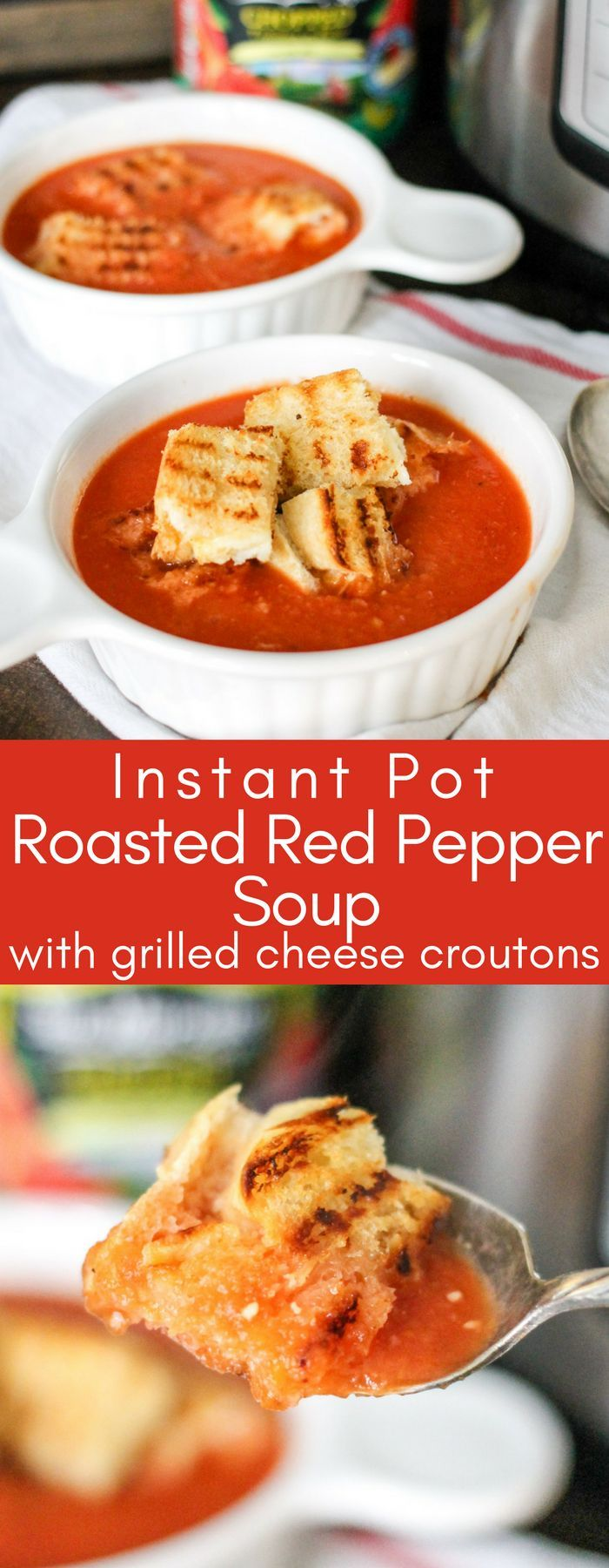 25+ bästa Tomato red pepper soup idéerna på Pinterest