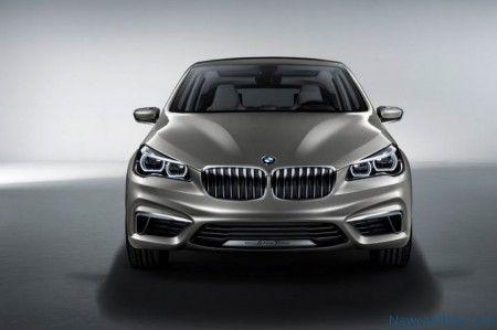 [รถใหม่] BMW 2 Series Active Tourer จากคอนเซ็ปต์สู่โปรดักชั่น