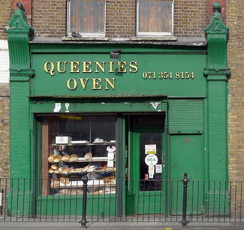 Queenies oven balls pond road n1 celebrating 5 years of for Tattoo shop hackney road