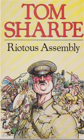 Rest in Peace Tom Sharpe, and thanks for all the laughs.