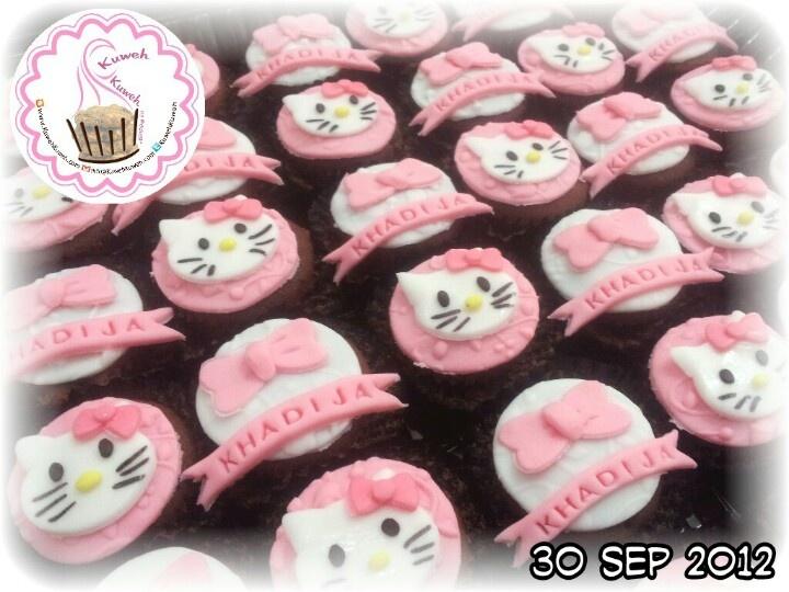 Hello Kitty for Khadija
