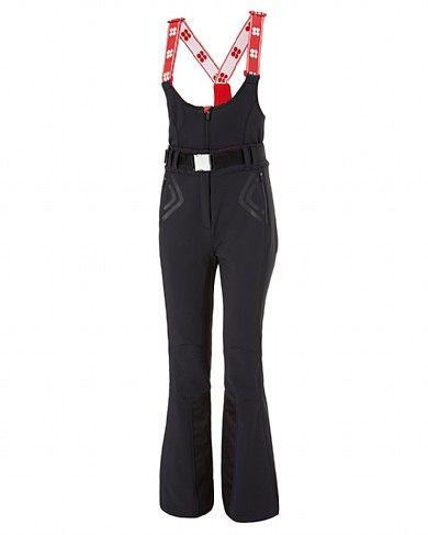 Such cute, throwback ski pants -- Astro Ski Salopettes
