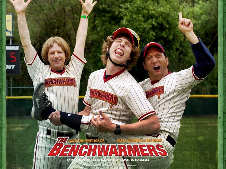 The Benchwarmers is a classic underdog film. Full of Nerd jokes and it's a classic Happy Madison Film (but without Adam Sandler thank God) 3/5 stars for a great performance from all the cast members.