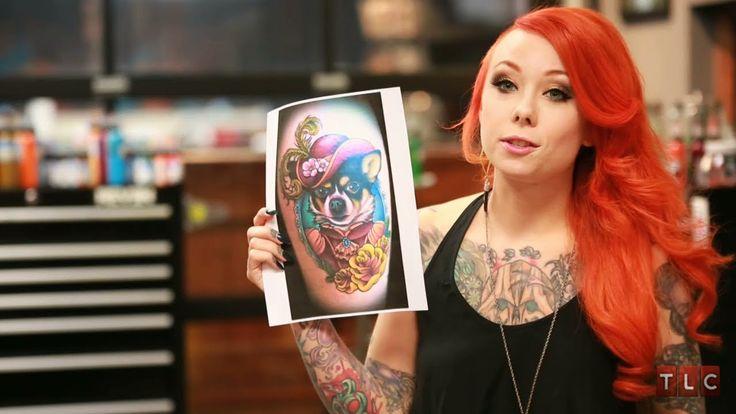 Megan Massacre's Favorite Tattoos | NY Ink