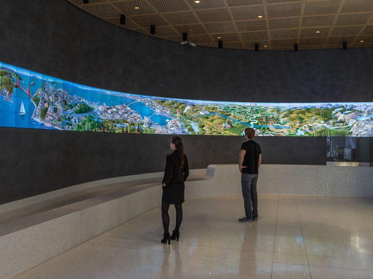 Digital Walls 26 best digital storefront images on pinterest | digital signage