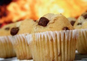 Muffin banane et chocolat - Alexandra Leduc nutritionniste-diététiste