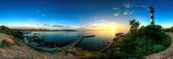 Đảo Lan Châu Cửa Lò