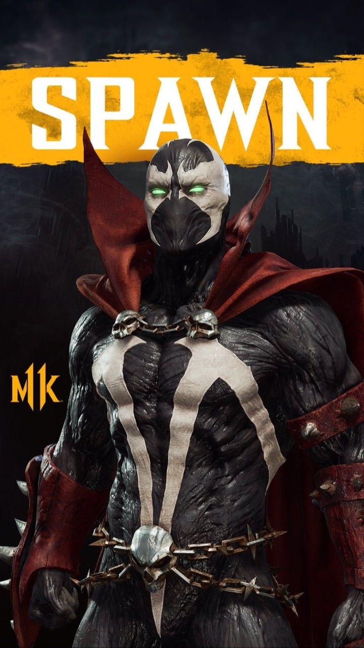 Pin By Tonny On Mortal Kombat Spawn Comics Mortal Kombat Characters Comic Book Artwork