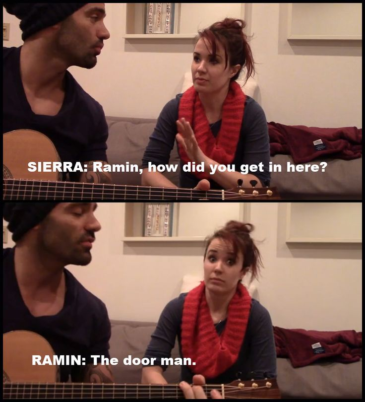 Ramin Karimloo and Sierra Boggess, Rierra