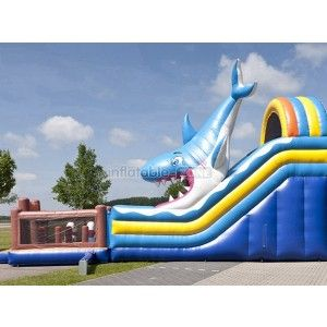 Inflatable slide for sale inflatable water pool
