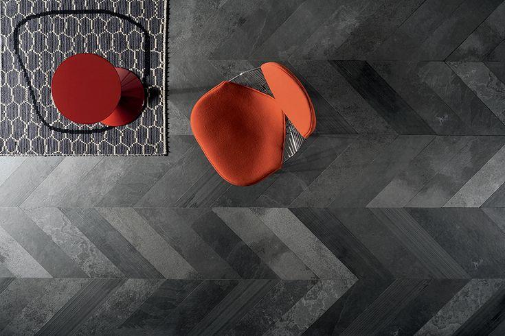 Ardesia Mix | Coem ceramiche e piastrelle in gres porcellanato per pavimenti esterni e rivestimenti interni.
