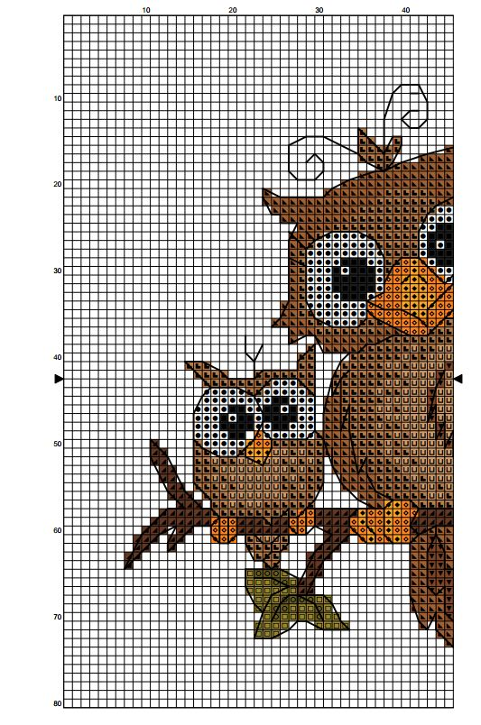 owls on a branch part 2/3                                                                                                                                                                                 More