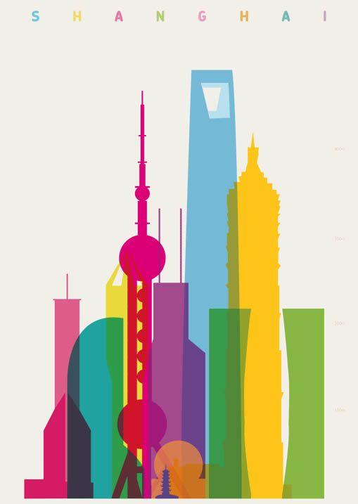 cartaz shangai