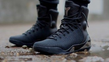 """Nike Kobe 9 High KRM EXT """"Black Mamba� (Detailed Pictures)"""