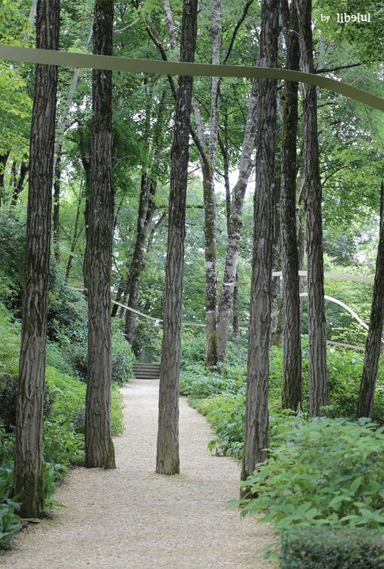 Jardin imaginaire gustafson terrasson p rigord for Jardin imaginaire