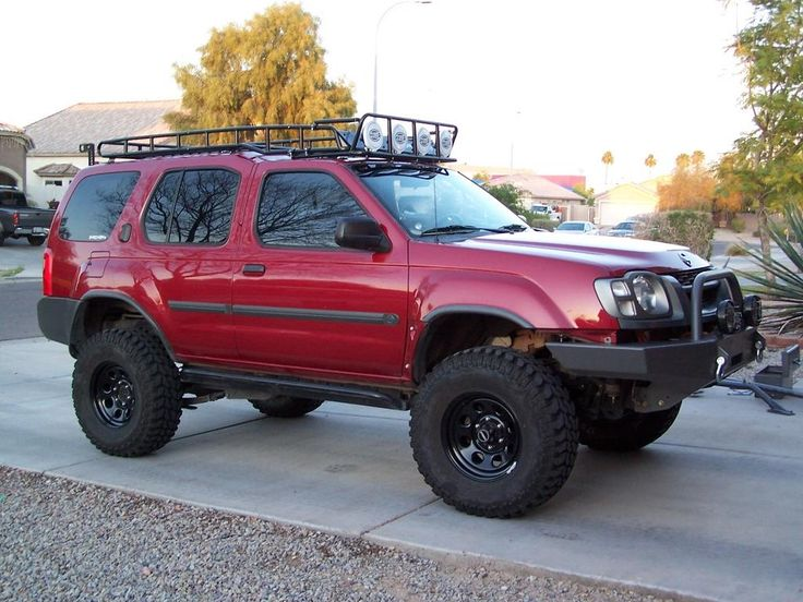 xterra done proper just do it in silver and its gonna be mine