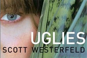 """""""You weren't born expecting that kind of beauty in everyone, all the time. You just got programmed into thinking anything else is ugly.""""- Scott Westerfeld, Uglies"""