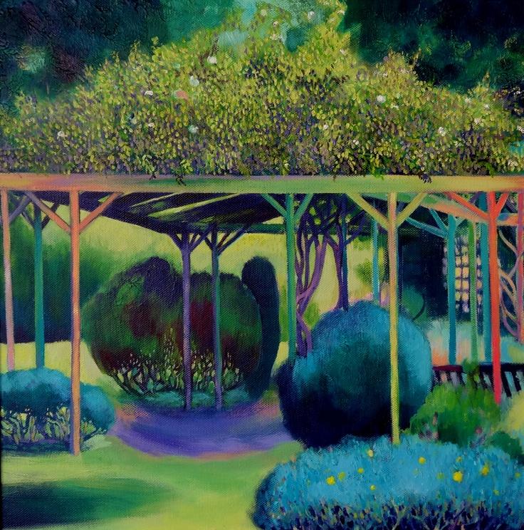 Rose Garden Henrietta Park