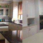 Find kitchen resurfacing, resurface kitchen cupboards, resurfacing kitchen cupboards services in Melbourne, Victoria to help you Reface already installed kitchen cabinets. All Melbourne contractors are prescreened.