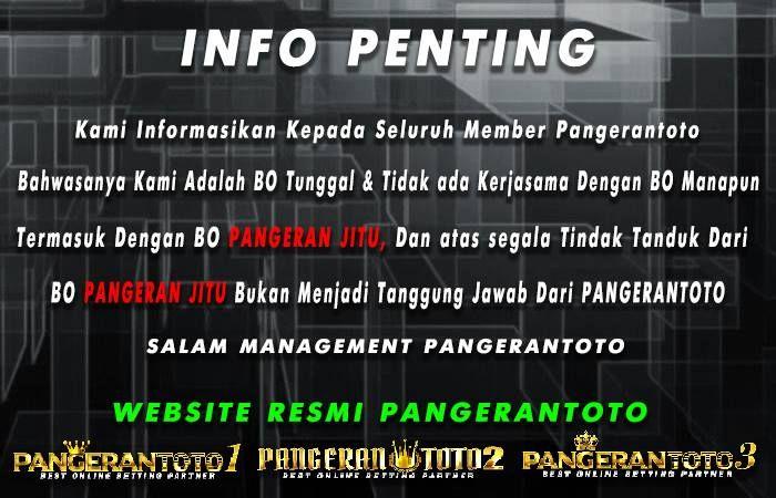 Situs Pangeran Toto Terpercaya