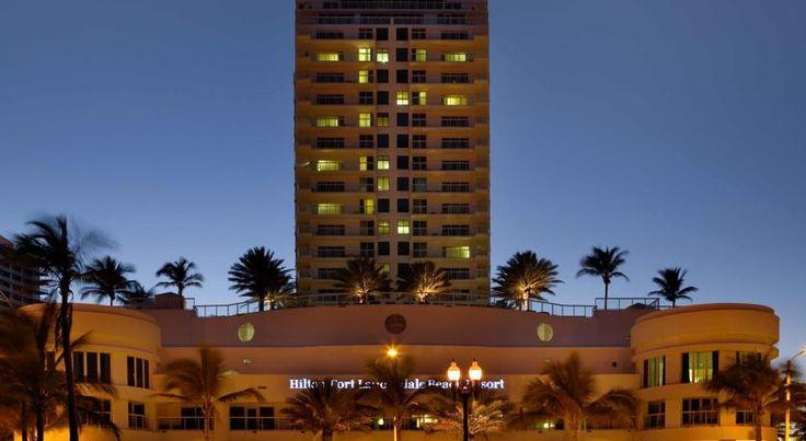 Hilton fort lauderdale beach resort fort lauderdale