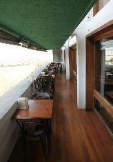 Marseille Cité Radieuse, le ventre de l'architecte restaurant
