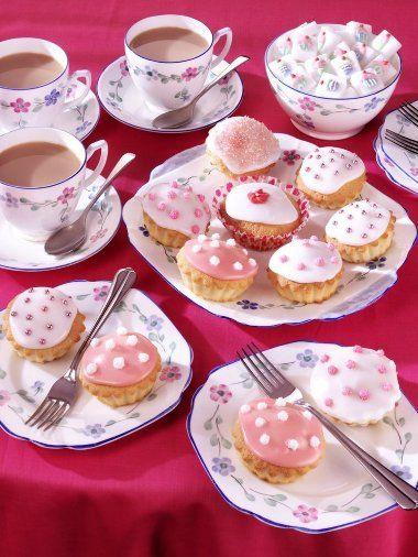 Velikonoční košíčky / Easter cup-cakes