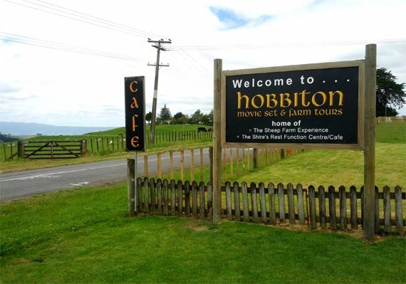 36.1 THE LORD OF THE RINGS - #hobbiton #new #zealand #newzealand #lordoftherings