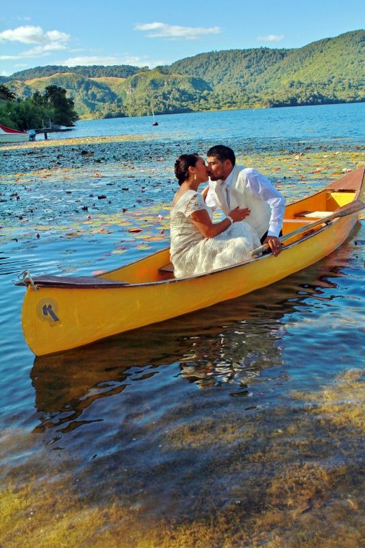 love in a boat