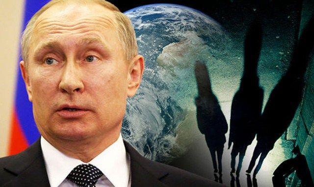 Der russische Präsident Putin könnte der erste Präsident sein, der öffentlich die Existenz von Außerirdischenbestätigt, die die Erde besuchen. Das glaubt zumindest der InsiderStephen Bassett. Bas…