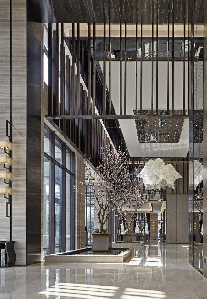 Lobby Interior Design Ideas: 1000+ Ideas About Lobby Interior On Pinterest
