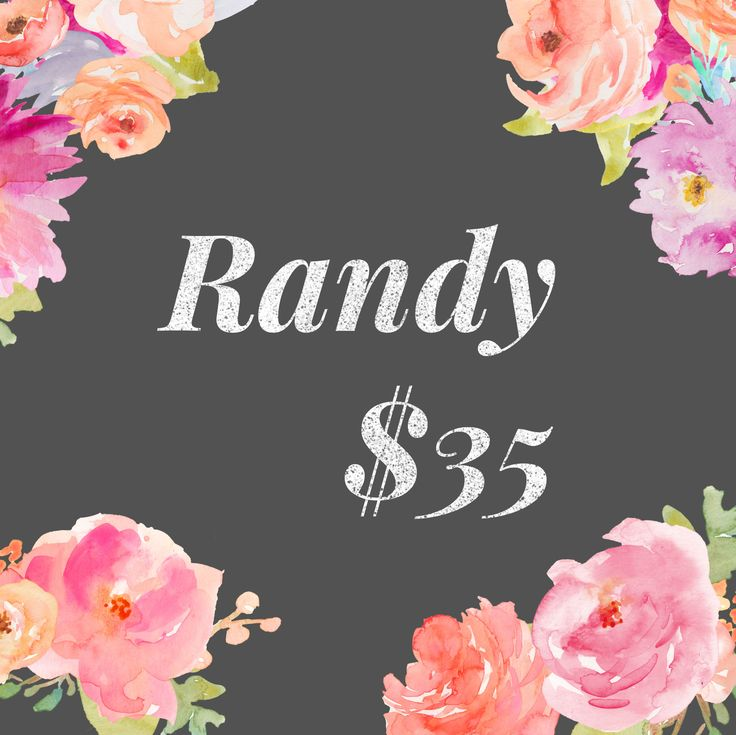 Randy LuLaRoe Facebook album cover with pricing