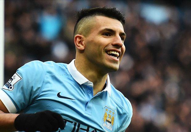 Manchester City 4-0 Aston Villa: Aguero double downs sorry visitors