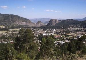 Addis Ababa, Ethiopia.  Soon...