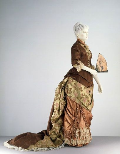 Victorian- part II - Past A La Mode: A Historical Fashion Site