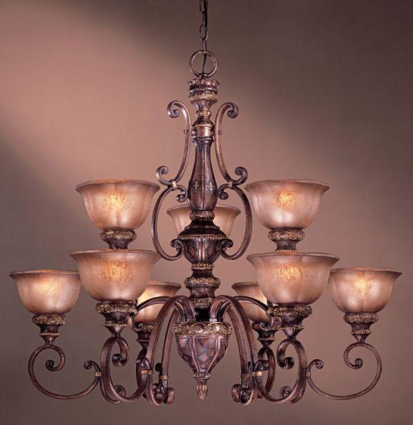 HomeTone Minka Lavery 1358-177 chandelier