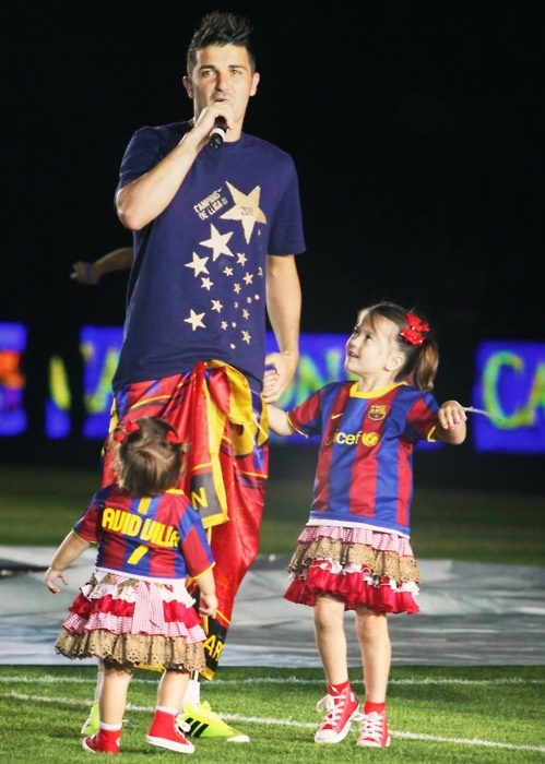 David Villa i miss you @ fcb barça cule
