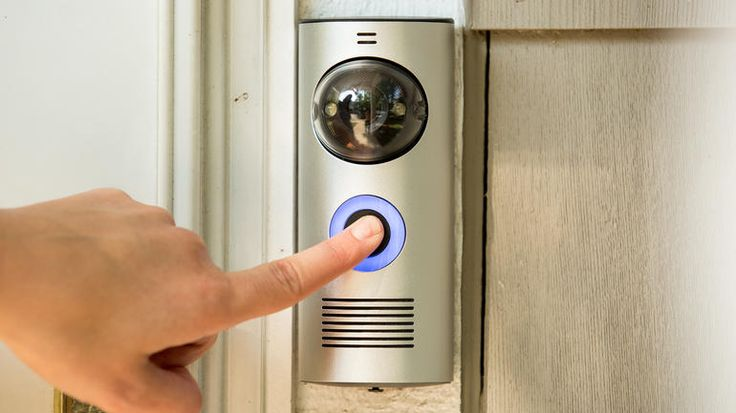 Bot home automation doorbot front doors videos of and for Front door video intercom