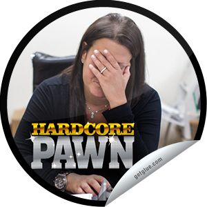 Steffie Doll's Hardcore Pawn: All American Jewelry and Loan Sticker   GetGlue