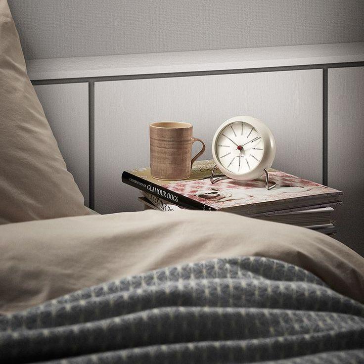 Arne Jacobsen Bankers alarm clock