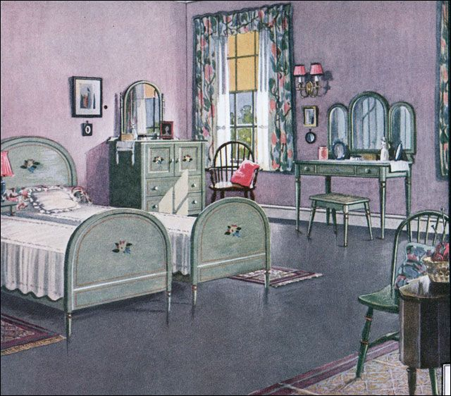 A Brief History of the Bedroom
