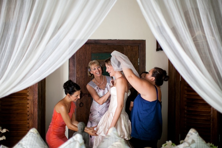 Bali Wedding at Taman Ahimsa by Milton Gan Photography