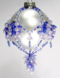 1607 Best Images About Beaded Christmas Ornaments On