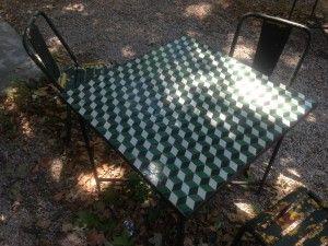 artetsud.com Table Zellige TABLE ZELLIGE Art&sud