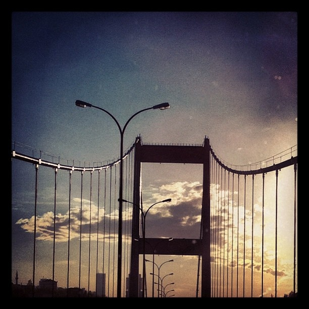@aysmelb- #webstagram #bridge İstanbul