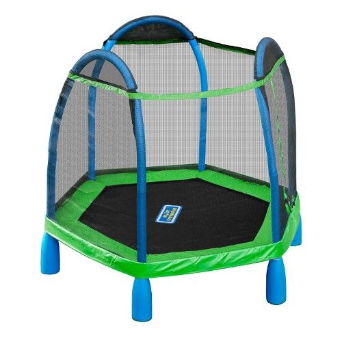 "My First Trampoline 84"", indoor or outdoor - $154.81"